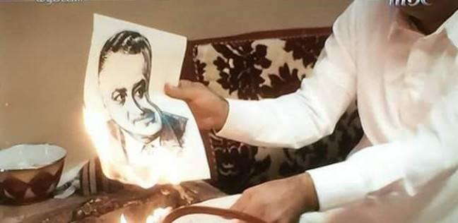 """""""مكرم"""" يخاطب وزير الإعلام السعودي لتجاوز """"Mbc"""" بحق جمال عبد الناصر"""