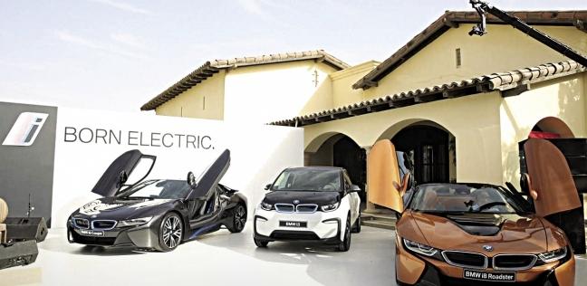 «البافارية للسيارات» تطلق رسمياً العلامة الكهربائية BMW i فى مصر