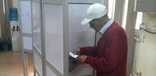 زيادة إقبال الناخبين بلجان وزارة الزراعة بالدقي