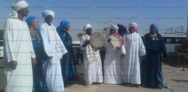 عرض الصوت والضوء مجانا بمعابد أسوان بمناسبة العيد القومي للإقليم