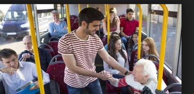 كبار السن والمواصلات العامة