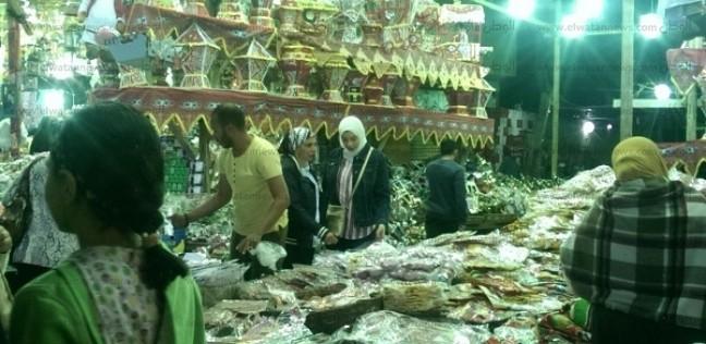 """ناخبو السيدة زينب من لجان التصويت لشراء مستلزمات رمضان: """"مشوار بالمرة"""""""