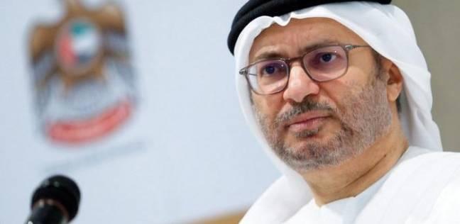 وزير خارجية الإمارات: شتاء قطر المظلم سيطول