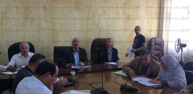 سكرتير جنوب سيناء يطالب رؤساء المدن بإعداد تقرير ربع سنوي بالإنجازات