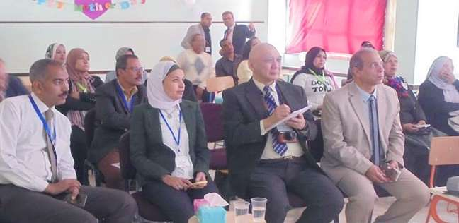 """حصة بحثية حول أهمية الـ""""توكاتسو"""" بالمدرسة اليابانية في المنيا"""