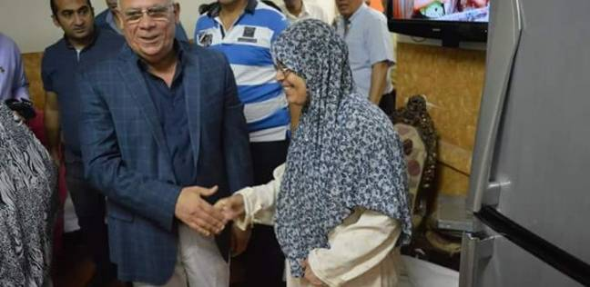 محافظ بورسعيد: رفع كفاءة وتطوير دار مسنين بورفؤاد