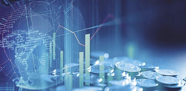 البورصة تربح 5.4 مليار جنيه.. وارتفاع جماعي بمؤشراتها اليوم