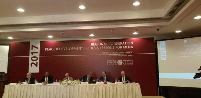 مدير منتدى البحوث الاقتصادية: صناعة القرار في المنطقة العربية يجب أن تبنى على منهجية علمية