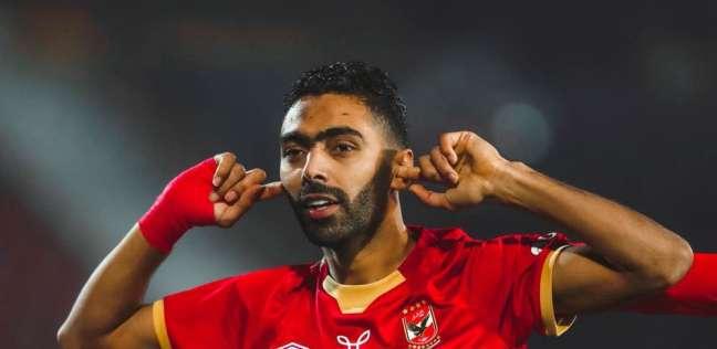 اللاعب حسين الشحات