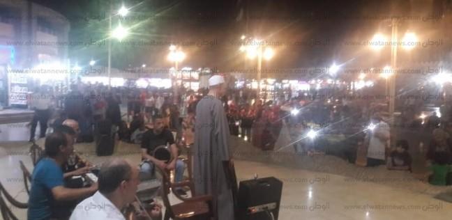 صور| ثقافة جنوب سيناء تواصل فعاليات ليالي رمضان بالإنشاد الديني