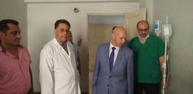 إجراء 38 عملية جراحية بمستشفى أولاد صقر المركزي