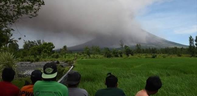 رفع مستوى الإنذار في اليابان خشية ثورة بركان