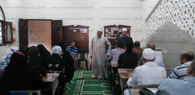 المركز الثقافي الإسلامي بشمال سيناء يبدأ مرحلة امتحانات نصف العام