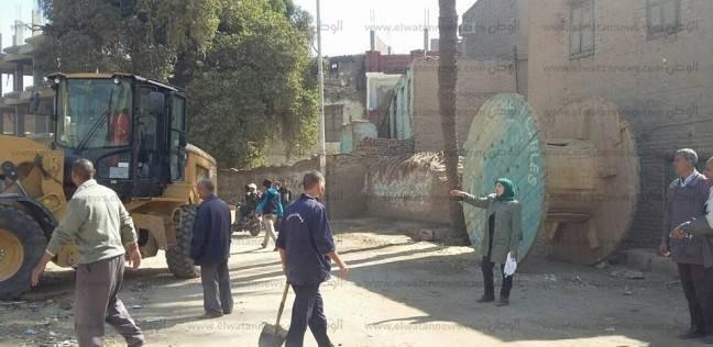 اجتماعات مكثفة لمناقشة خطة رفع كفاءة منظومة المخلفات بالقاهرة