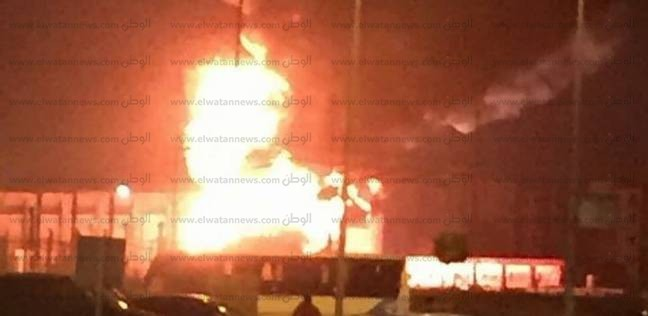 «الكهرباء»: محول «الشيخ زايد» المحترق فى مرحلة التجارب.. و«الإيطالية» تتحمل الخسائر