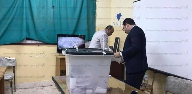 لجان كفر الشيخ تفتح أبوابها أمام الناخبين فى ثاني أيام الاستفتاء