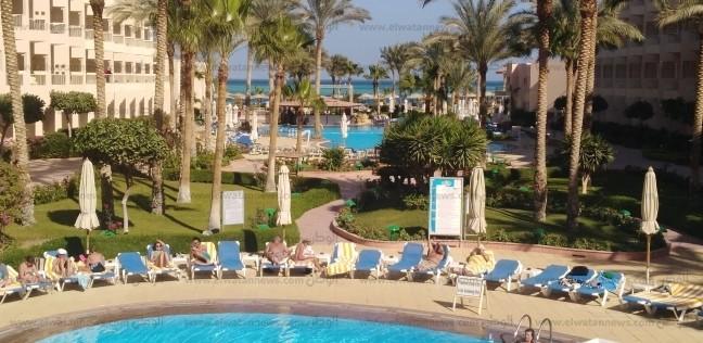 الفنادق كاملة العدد.. انتعاش السياحة في الغردقة