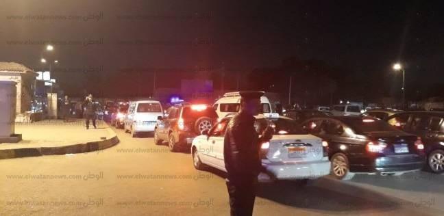 """""""مرور القاهرة"""" ترفع 77 سيارة من الشوارع والميادين"""