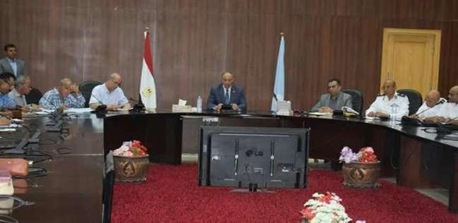 محافظة البحر الأحمر تستعد لتنفيذ مشروع صقر 31 لمجابهة الأزمات والكوارث
