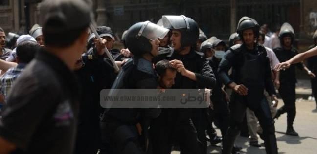 ضبط متهمين بعد تبادل إطلاق النيران مع الشرطة على الطريق الدائري