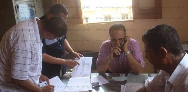 """بالصور  """"الحشاش"""" يطالب بتيسير استخراج البطاقات التموينية بكفر الشيخ"""