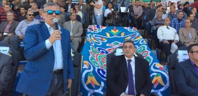 """وكيل """"الشباب بالغربية"""" أعضاء برلماني الطلائع لـ""""أنفاق شرق بورسعيد"""""""