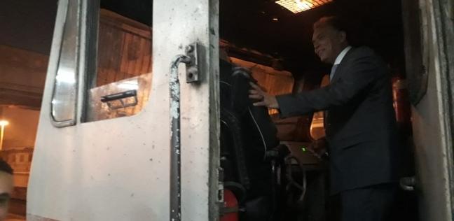 مصدر: حريق محطة مصر سببه اصطدام جرّار بصداده حديدية وإصابة 20 حتى الآن
