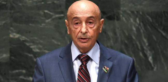 رئيس النواب الليبي يهنئ السيسي: اختياركم دليل ذكاء الشعب المصري