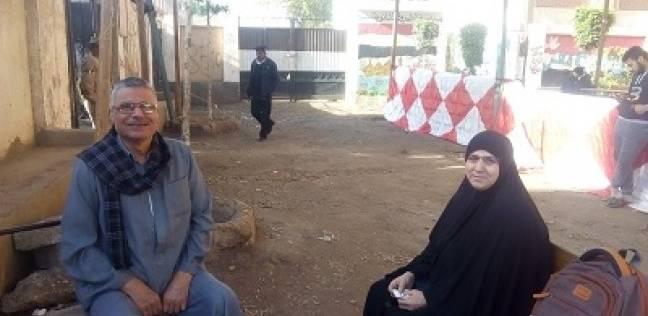 «فوزية وملاك» أمام اللجنة من الفجر: أول ناس هننتخب