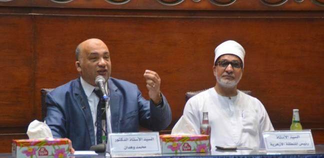 """الداعية محمد وهدان: """"للأزهر رب يحميه وهو قوة الإسلام الناعمة"""""""