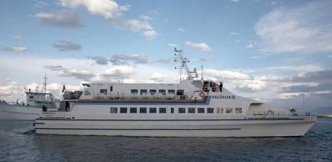15 سفينة إجمالي الحركة بموانئ محافظة بورسعيد