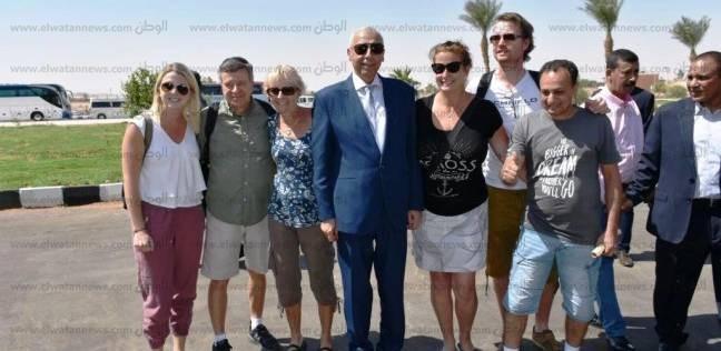 520 ألف سائح سعودي زاروا مصر خلال الـ9 أشهر الأولى من 2017