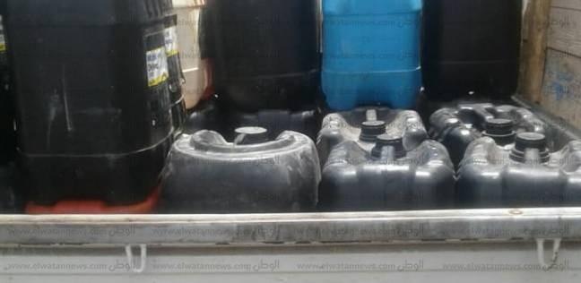 حبس مسؤول محطة وقود بتهمة بيع البنزين والسولار بأزيد من سعرها