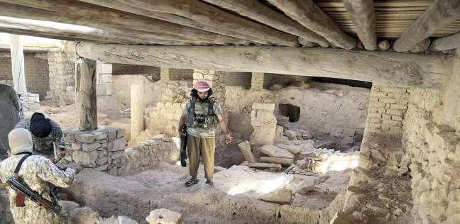"""مواقع أثرية في سوريا والعراق وقعت فريسة لإرهاب """"داعش"""""""
