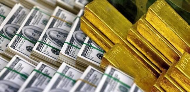 الدولار يرتفع 20 قرشا بنهاية التعاملات.. والذهب يتراجع 3 جنيهات
