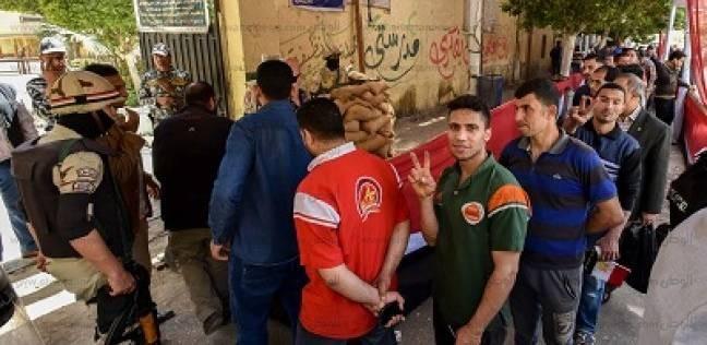 حملتا المرشحَين: رصدنا حشود المواطنين أمام اللجان فى المحافظات