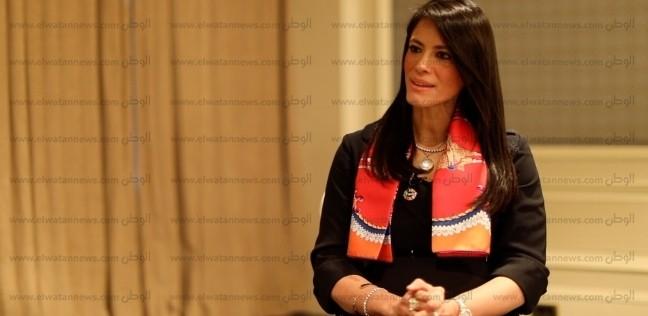 بالفيديو| وزيرة السياحة: إطلاق أجندة مصر الترفيهية في 2019