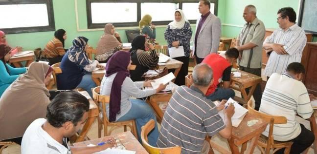 53 موظفا بجامعة سوهاج يتدربون على مهارات متقدمة في اللغة العربية