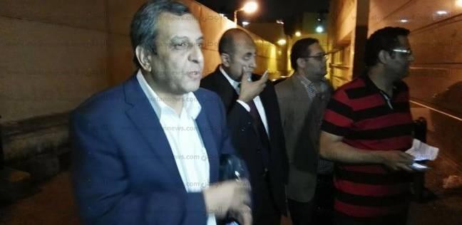 إجراءات أمنية مشددة في محيط محكمة عابدين قبل نطق الحكم على نقيب الصحفيين