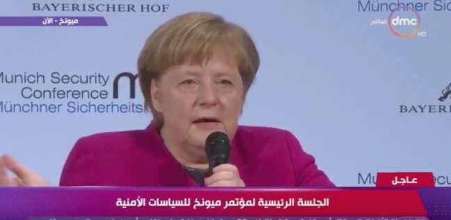 أنجيلا ميركل: أوروبا ليس لها مصلحة في قطع كل علاقاتها مع روسيا