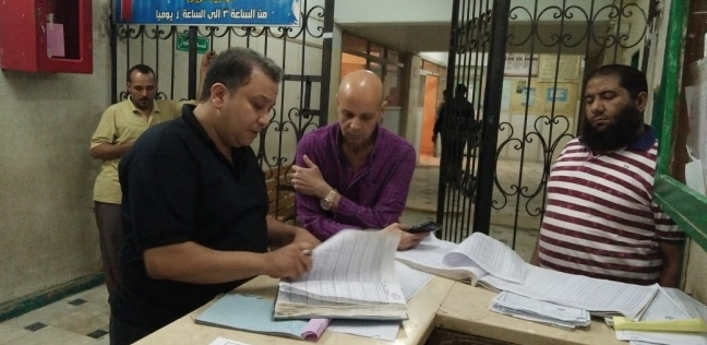 """""""الصحة"""": خصم 3 أيام لمديري وأطباء وتمريض مستشفى القنايات بالشرقية"""