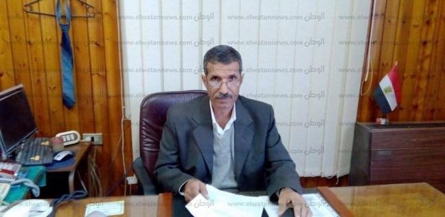إزالة 1190 حالة تعدِ على الأراضي الزراعية في كفر الشيخ