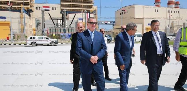 """محافظ كفر الشيخ: محطة كهرباء """"البرلس"""" من أكبر 3 مشروعات في إفريقيا"""