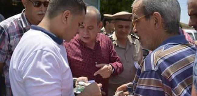 لجنة لبحث شكوى ضد المختصين بالإدارة الزراعية في كفر سعد