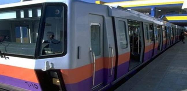 """""""مترو الأنفاق"""": زيادة أسعار التذاكر متوقف على قرار وزارة النقل"""