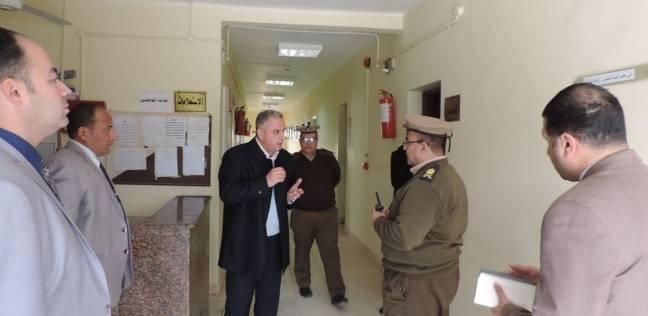 """مدير أمن الفيوم يشدد على تحسين الخدمات بـ""""يوسف الصديق"""""""