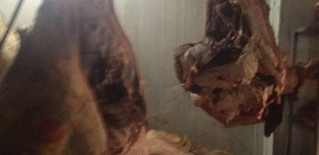 حملة تموينية على محلات الجزارة و6 محاضر مخالفة