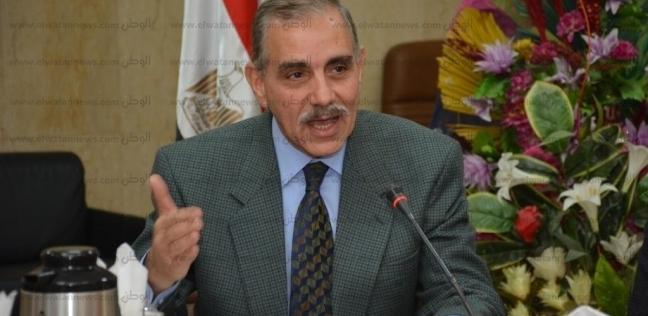 محافظ أسيوط ينعى ضحايا حادث قطار محطة مصر