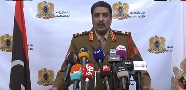 المسماري: تركيا تمد الإرهابيين في ليبيا بالأسلحة