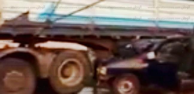 إصابة 6 عمال زراعيين في انقلاب سيارة بالبحيرة